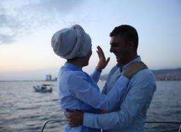 Denizin Ortasında Sürpriz Evlilik Teklifi Organizasyonu