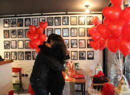 Restoranda Duygusal Evlilik Teklifi Organizasyonu İzmir