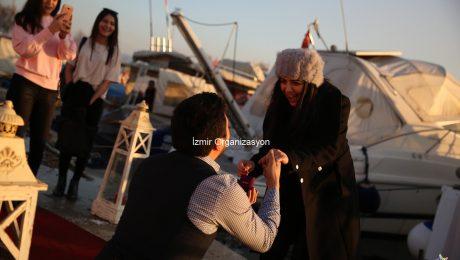 Evlilik Teklifi Nasıl Yapılır İzmir Teknede Evlilik Teklifi Organizasyonu