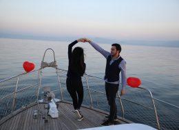 Evlilik Teklifi Organizasyon İzmir