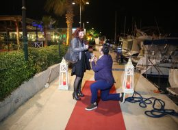 Yelkenli İle Evlenme Teklifi Organizasyonu İzmir