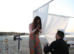 Evlenme Teklifi Anı ve Çeşme Evlenme Teklifi Organizasyonu