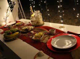 Bodrum Kumsalda Evlenme Teklifi Organizasyonu ve Masa Süsleme