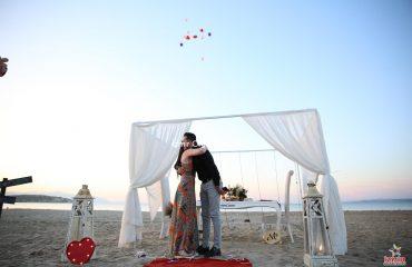 Sarıyer Evlilik Teklifi Organizasyonu Mekanı
