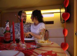 Tekne Süsleme Servisi ve Evlilik Teklifi Organizasyonu İzmir