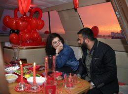 Teknede Özür Dileme Organizasyonu İzmir