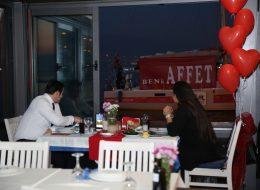 İzmir Restoranda Özür Dileme Organizasyonu