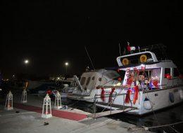 Teknede Evlenme Teklifi Organizasyonu İzmir