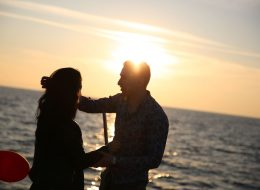 Teknede VIP çıkışlı Evlilik Teklifi Organizasyonu Fatma & Emre