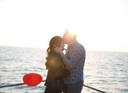 Teknede VIP çıkışlı Evlilik Teklifi Organizasyonu