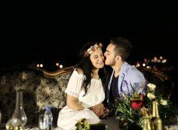 Evlenme Teklifi Organizasyonunda Romantik Dakikalar