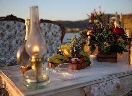 Masa Üstü Süsleme Evlilik Teklifi Organizasyonu