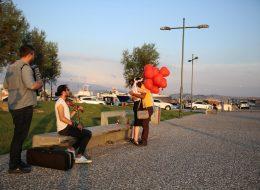 İzmir Sürpriz Evlilik Teklifi Organizasyonu