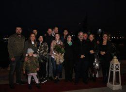 Aile ve Arkadaşlarla Sürpriz Evlenme Teklifi Organizasyonu