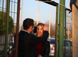 Tekneye giriş İzmir'de Sürpriz Evlenme Teklifi Organizasyonu Gelin Tacı