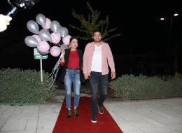 Uçan Balonlar ile Sürpriz Evlenme Teklifi Organizasyonu