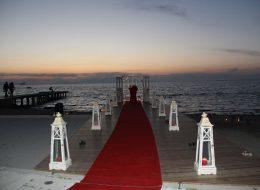 Deniz Kenarında Evlilik Teklifi Organizasyonu