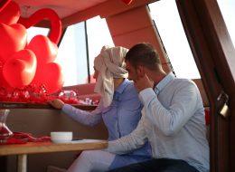 Havai Fişek Eşliğinde Sürpriz Evlenme Teklifi Organizasyonu Gülşah & Ahmet