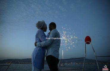 Çeşme Plajda Evlenme Teklifi Organizasyonu Sedat Bey