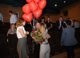 Sinemada sürpriz evlenme teklifi organizasyonu