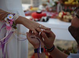 Palyaço Servisi çıkışlı VIP Araçla Kumsalda Evlilik Teklifi Organizasyonu Özge & Fatih