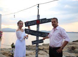 kişiye özel Evlilik teklifi organizasyonu İzmir