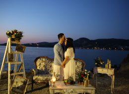 Evlenme Teklifi Organizasyonu Çeşme