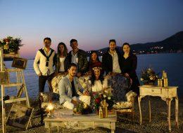 Arkadaşlarla Evlilik Teklifi Organizasyonu İzmir