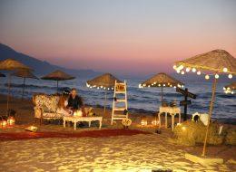 İzmir Romantik Evlenme Teklifi Organizasyonu
