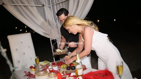 Akyaka Evlilik Teklifi Organizasyonu