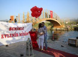 Muğla Akyaka Evlilik Teklifi Organizasyonu