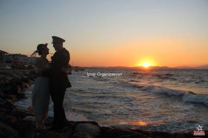 İzmir'de Sürpriz Evlenme Teklifi Organizasyonu
