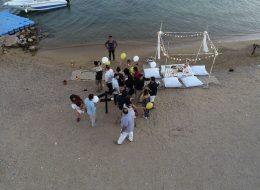 Evlenme Teklifi Organizasyonu Drone Çekimi İzmir