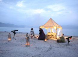 Salda Gölü'nde Evlilik Teklifi Organizasyonu Paketi