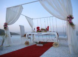 Salda Gölü Evlenme Teklifi Organizasyonu