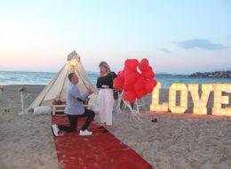 Evlenme Teklifi Anı İzmir