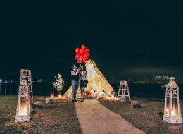 Düş Kapanı Evlilik Teklifi Organizasyonu Paketi