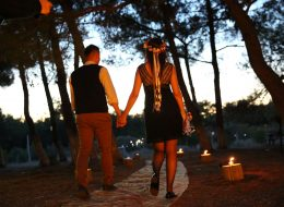 Düş Kapanı Evlilik Teklifi Organizasyonu İzmir