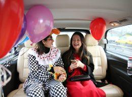 Palyaço Hediye Servisiyle Başlayan Yatta Evlenme Teklifi Organizasyonu