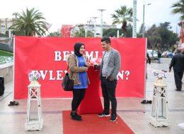 Aydın sürpriz evlenme teklifi organizasyonu