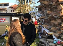 Foça Karavanda Evlilik Teklifi Organizasyonu