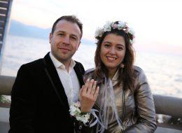 Kafe Çıkışlı Yatta Evlilik Teklifi Organizasyonu