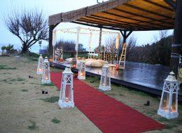 Kumsalda Evlilik Teklifi Organizasyonu