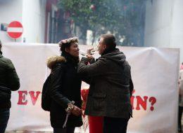 Asansör'de Evlenme Teklifi Organizasyonu