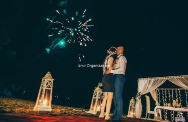 Assos Evlilik Teklifi Organizasyonu