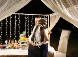 Çandarlı Kumsal Evlenme Teklifi Organizasyonu