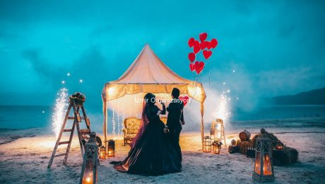 Fairytale Marriage Proposal Organization at Lake Salda