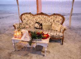 Fairytale Marriage Proposal Organization at Lake Salda