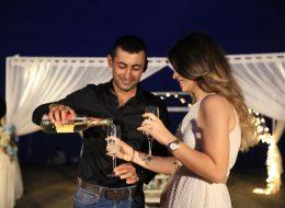 Surprise Marriage Proposal Organization in Urla