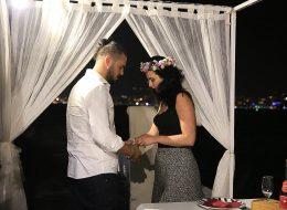 Karşıyaka Yelken Kulübü Evlilik Teklifi Organizasyonu